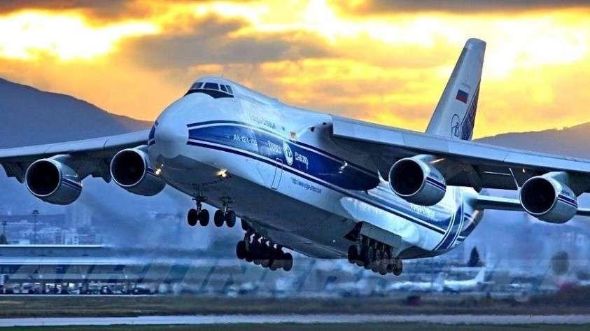 Самый большой военно-транспортный самолёт Ан-124 «Руслан» станет полностью российским до конца года