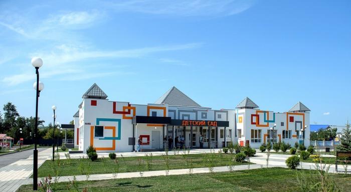 В Воронежской области открыли новые сельский детский сад иврачебную амбулаторию в с. Манино