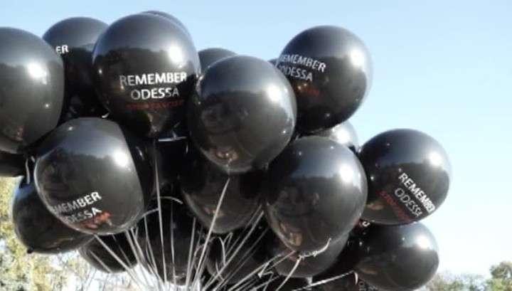 Жертв одесской бойни вспомнили в Москве, Мадриде и Страсбурге