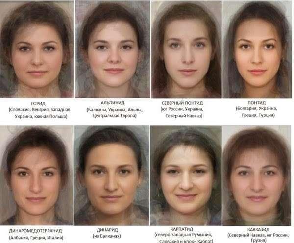 Русский генотип распространен по всему миру