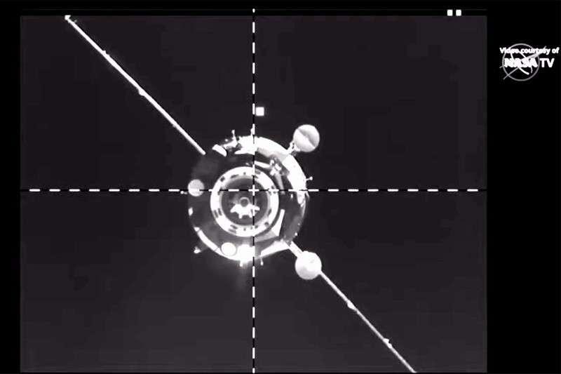 «Союз МС-14» с роботом «Федор» успешно пристыковался к МКС со второй попытки