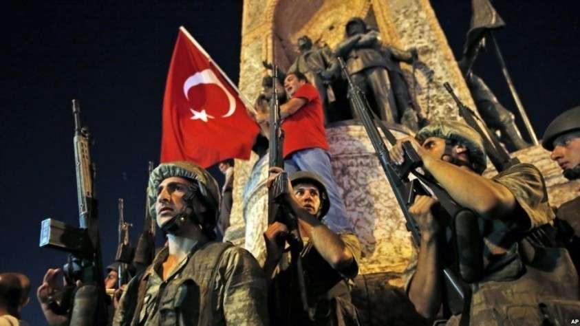 Очередной переворот? В Турции посольство США призывает своих граждан немедленно покинуть страну