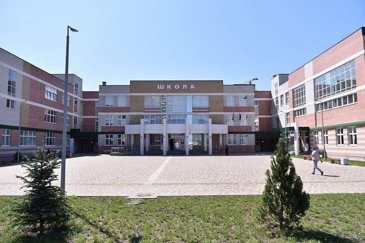 В Краснодаре открыта школа на 3000 мест