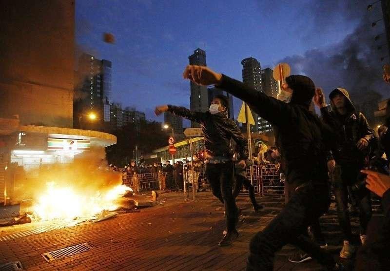 МИД Китая: ситуация в Гонконге самая серьёзная с момента освобождения от колониальной зависимости