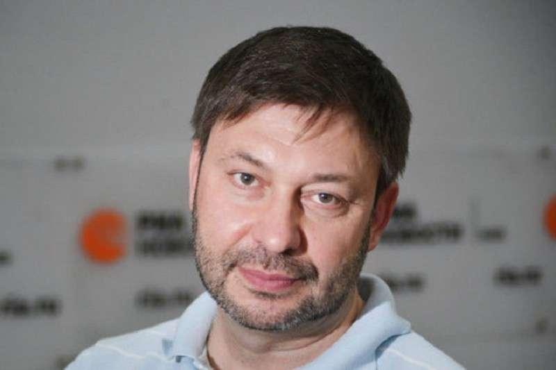 Суд в Киеве освободил Кирилла Вышинского