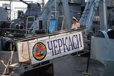 Капитулировал последний украинский корабль в Крыму