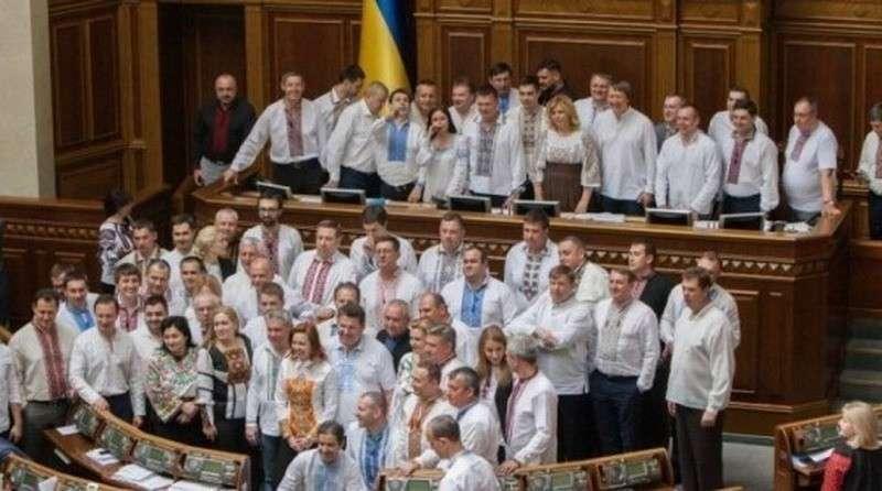 Русофобы в Верховной Раде, сами того не ведая, назвали истинную цель создания Украины