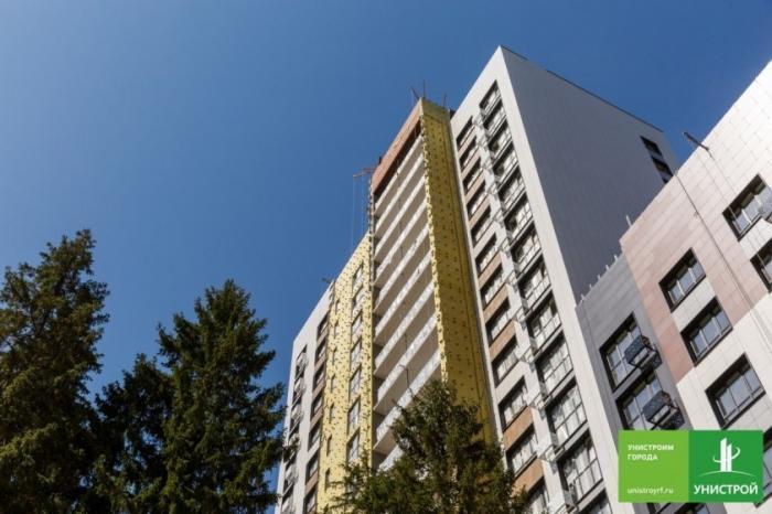 Новые квартиры в Уфе стали доступнее
