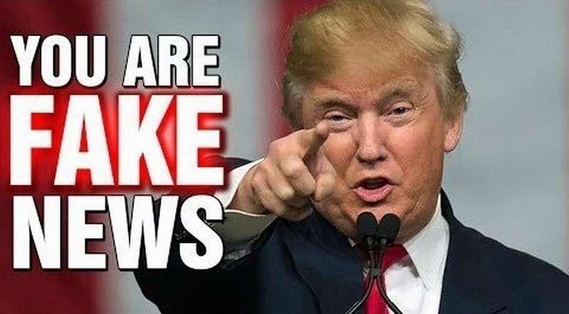 Либеральная пресса в США шокирована: Трамп заставляет их отвечать за все свои фейковые новости