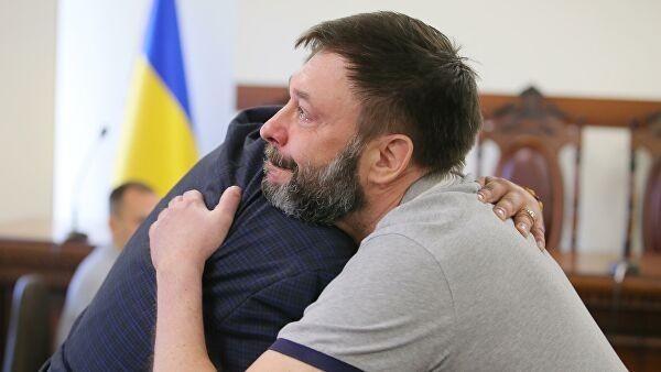 Как в мире отреагировали на освобождение Вышинского?