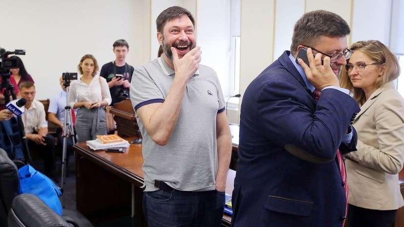 Вышинский в интервью RT: «Я должен ещё очень много сделать в профессии»