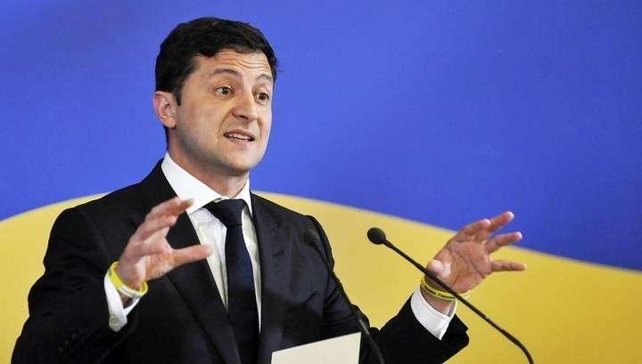 Владимир Зеленский сменил премьер-министра Украины, генпрокурора и главу СБУ