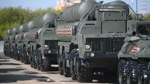 Россия и Индия урегулировали вопрос об авансе за ЗРК С-400