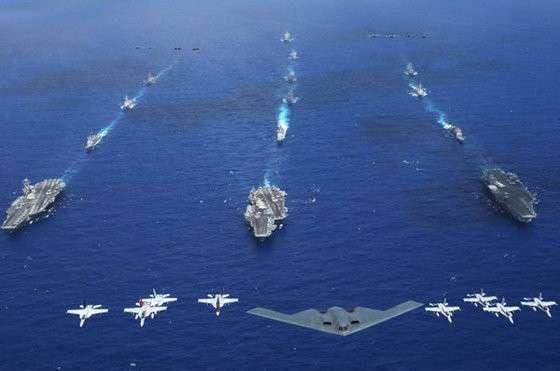 Американская военная мощь - это миф