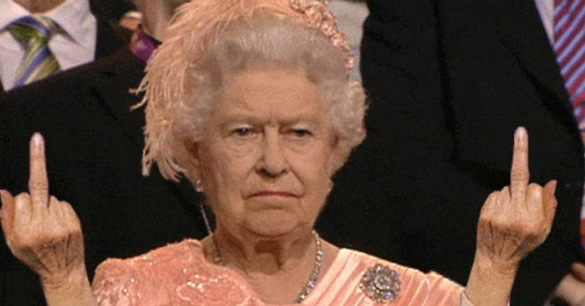 Про «британскую демократию», «конституционную монархию» и королеву