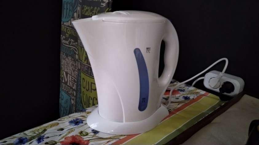 Купил чайник производства России. И как он?