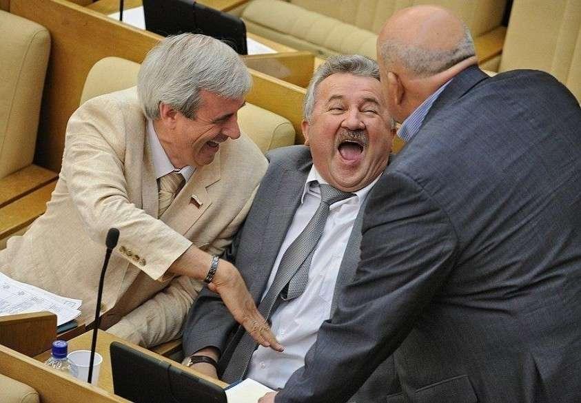 Власть в России должна принадлежать русским людям!