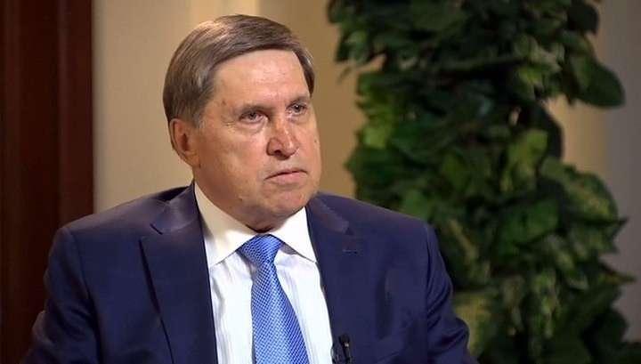 Ушаков рассказал о планах Путина на Восточном экономическом форуме