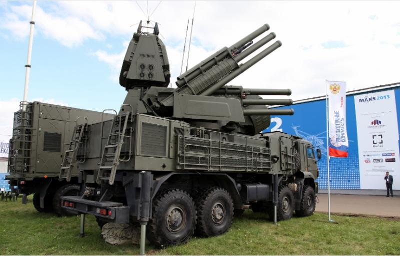 Российский «Панцирь» не пробьют ни «Адское пламя» США, ни израильская «Пика»