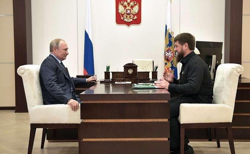 Владимир Путин и Рамзан Кадыров говорили не только об экономике и социалке Чечни