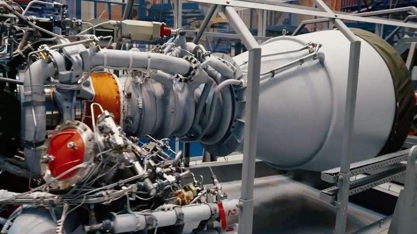 «Роскосмос» начал производство самых мощных в мире ракетных двигателей