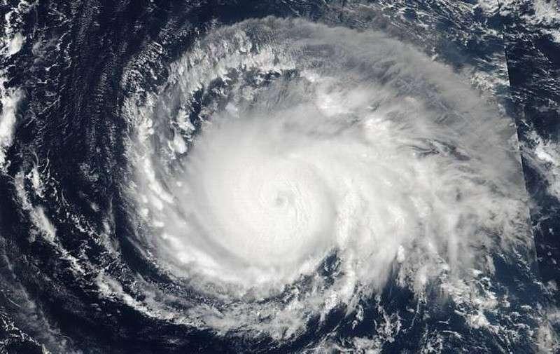Ураган в США назвали катастрофическим
