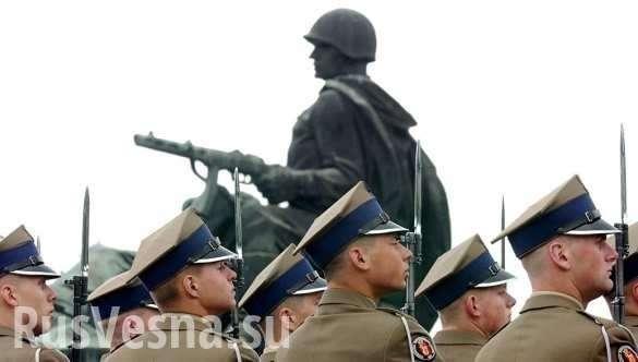 Польские фальсификаторы истории Второй Мировой, вы обязаны русским | Русская весна