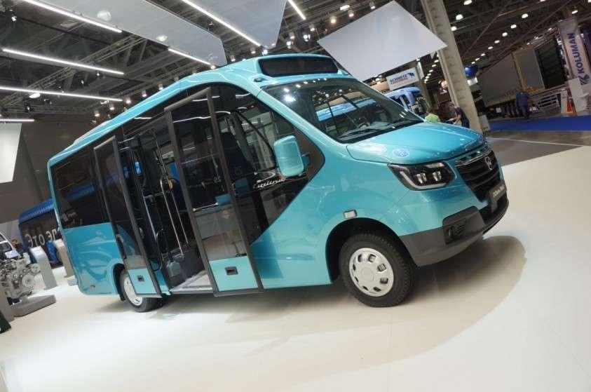 ГАЗ показал новое поколение маршруток программы «Доступная среда»: такого ещё никто не делал