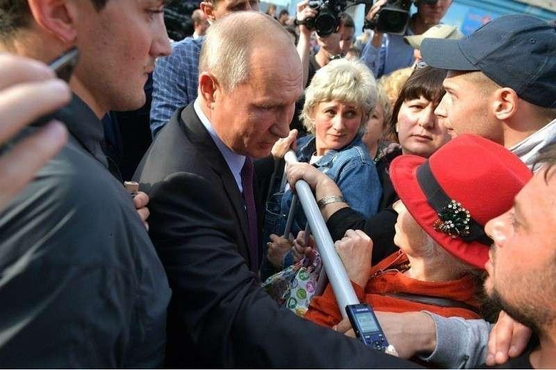 Перед поездкой в Монголию Путин выполнил обещанное в Тулуне