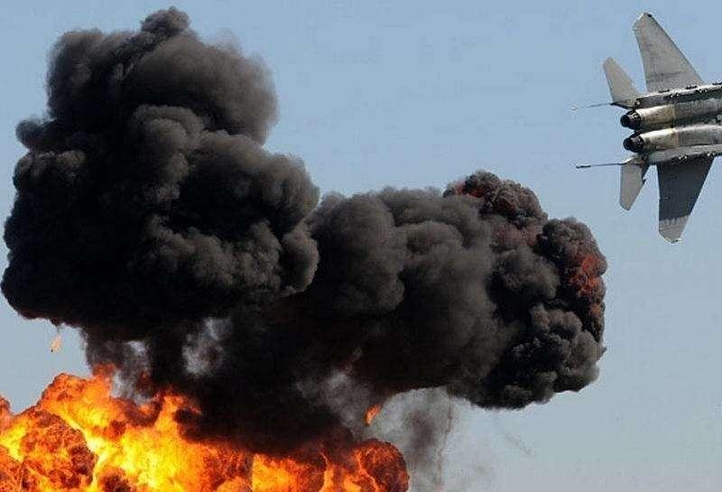 Сирия: Кого на самом деле бомбила авиация США?