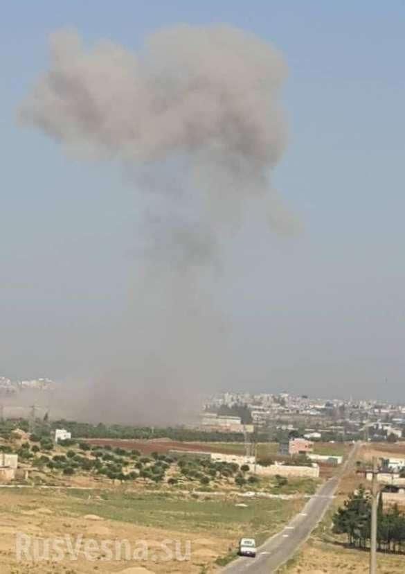 Сирия: Кого на самом деле бомбила авиация США? | Русская весна