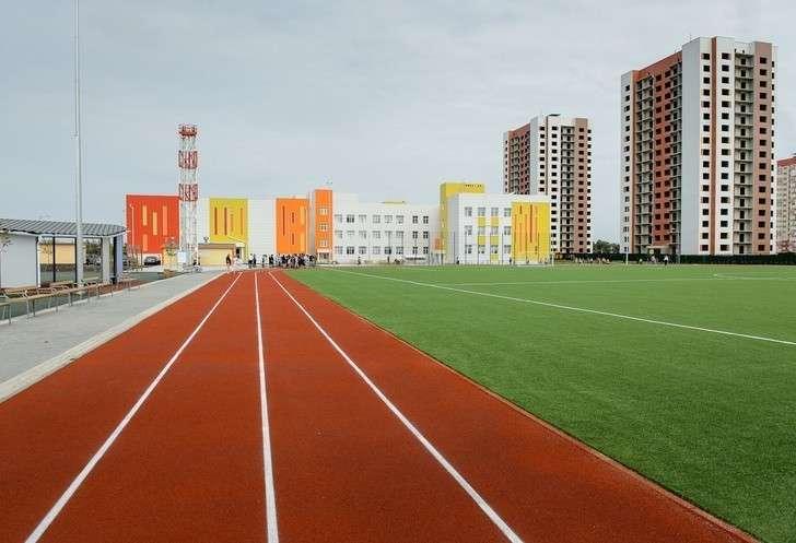 В Воронежской области открылись 9 новых школ