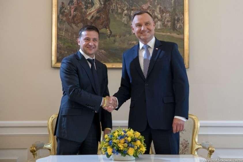 Польша, Англия и Украина требуют нового Гитлера на свою голову