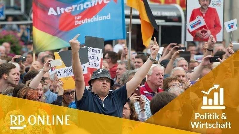 Коренные немцы «граждане второго сорта» голосуют за «Альтернативу для Германии»