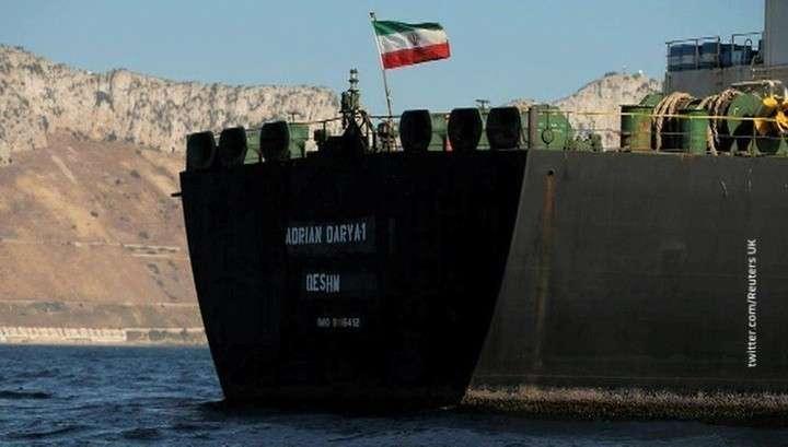 Иранский танкер пропал с радаров у берегов Сирии