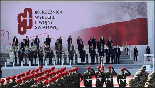 Вторую Мировую начала Польша, а теперь клянчит награду