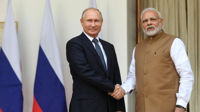 Владимир Путин пригласил Моди на День Победы в 2020 году