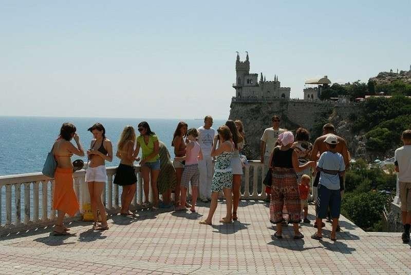 Крым выиграл конкуренцию среди украинских туристов