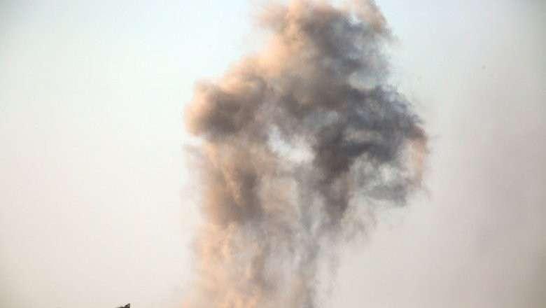 Российскую авиабазу Хмеймим в Сириив атаковали американские наёмники