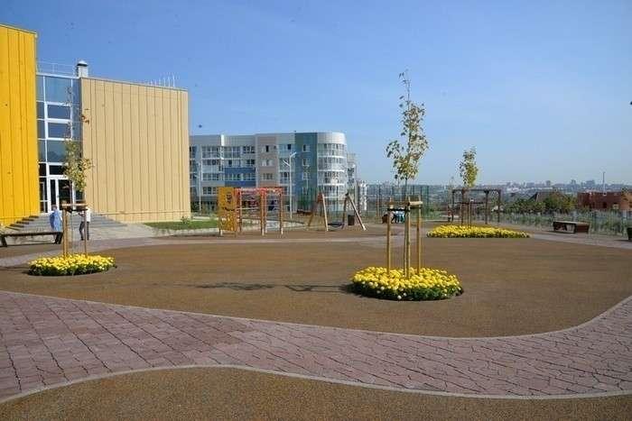 Две начальных школы – детских сада открылись в Белгороде с началом учебного года