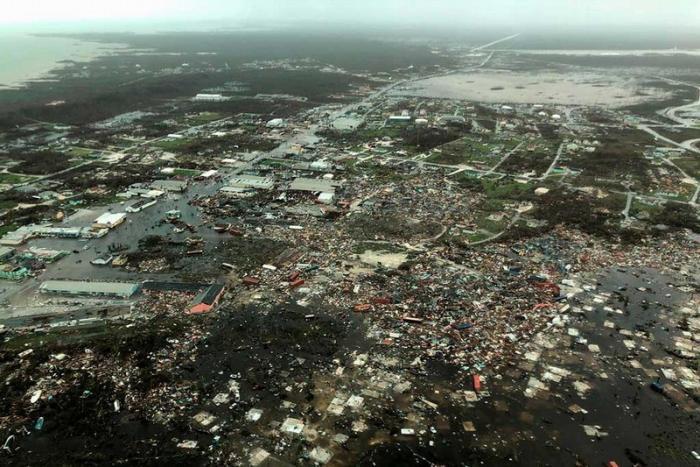 """Последствия урагана """"Дориан"""": какой ущерб нанесен Багамским островам?"""