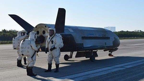 Американский космический беспилотник X-37B