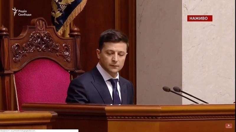Зеленский получил всё власть – парламент взят!