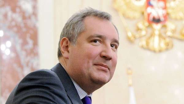 Рогозин назвал Тимошенко старой бледной поганкой