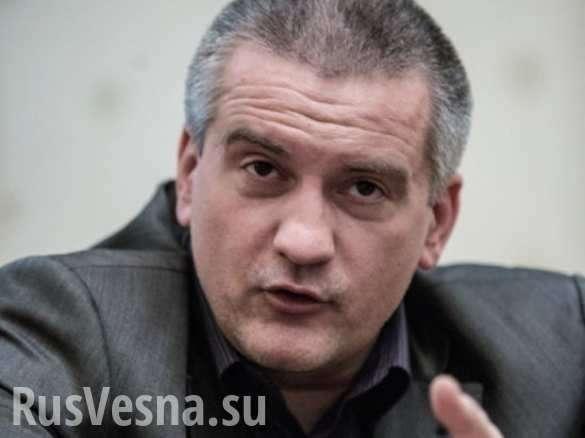 Аксёнов Зеленскому: приезжай в Крым и спроси у жителей, хотят ли они вернуться на Украину | Русская весна