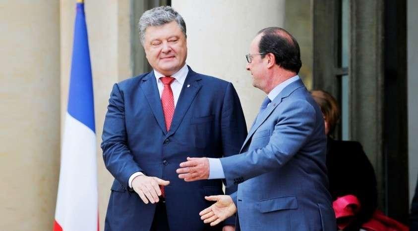 Франция пытается забыть позор Мистралей и наладить ВТС с Россией