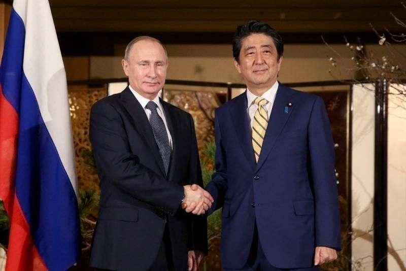 До мирного договора с Японией осталось пару лет