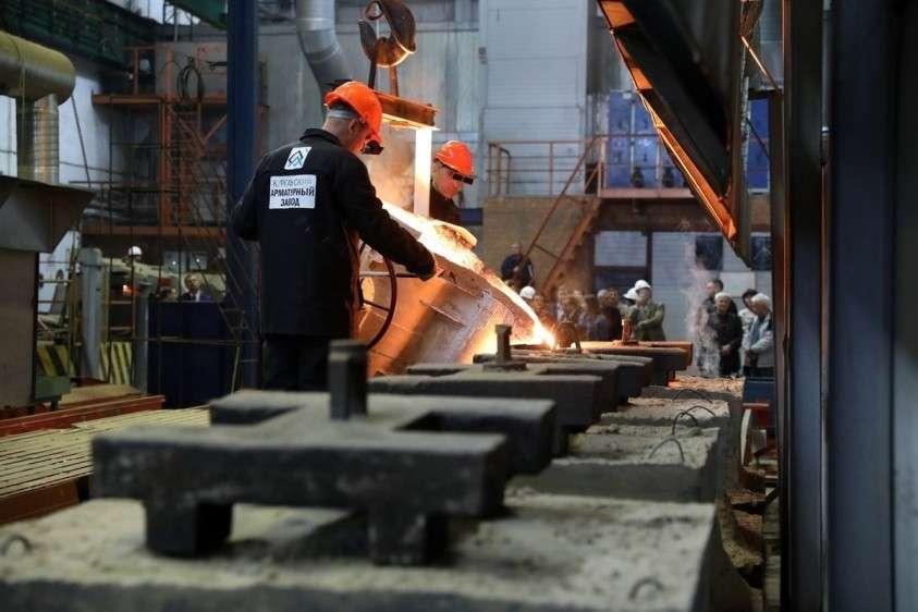 В Кургане состоялся запуск «Курганского арматурного завода»