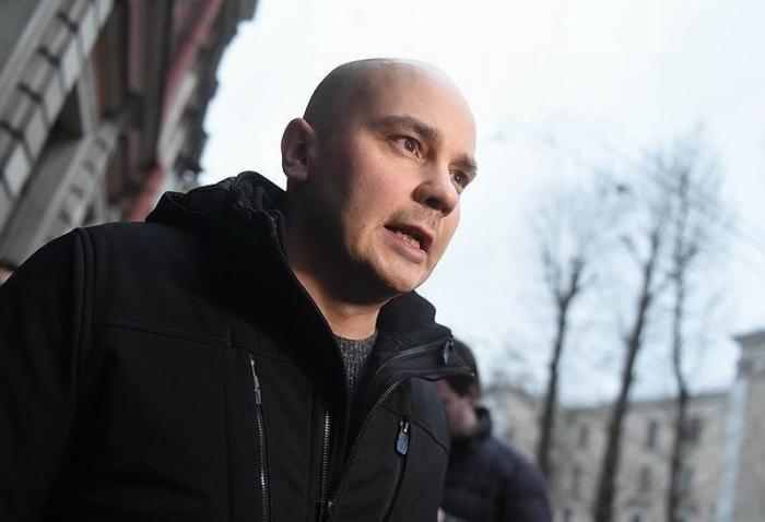 В Петербурге прошли пикеты против Андрея Пивоварова. Люди против уголовников во власти