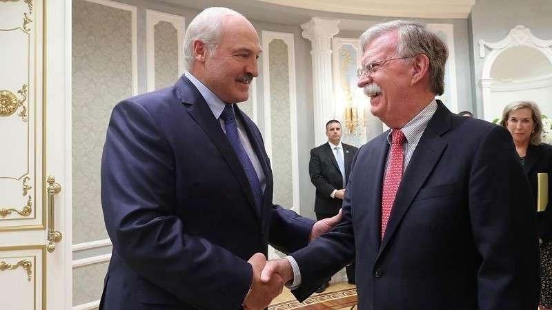 Лукашенко создаёт лобби в США под прикрытием нефти